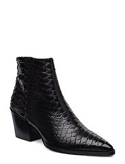 Booties 3710 - BLACK POLO TENERIFE 203