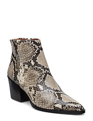 Booties 3710 - OFF WHITE SNAKE 33