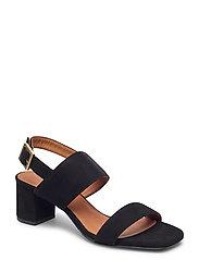Sandals 4032 - BLACK SUEDE 50