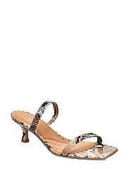 Sandals 4480 - BEIGE 6071 SNAKE 34