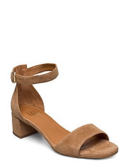 Sandals 4607 - CUOIO SUEDE 55