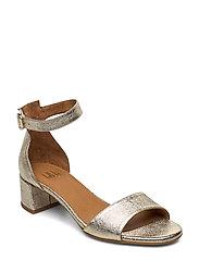 Sandals 4607 - METAL GOLD NO5 002