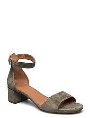 Sandals 4607 - MILITARY BABYSILK 577
