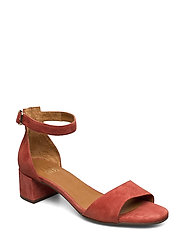 Sandals 4607 - RUST ARAGOSTA SUEDE 598