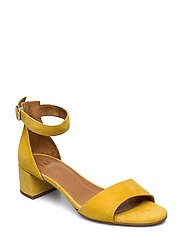 Sandals 4607 - YELLOW 1795 SUEDE 56