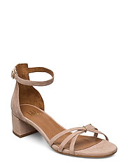 Sandals 4608 - ROSE SUEDE 589