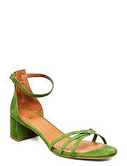 Sandals 4608 - RUCOLA GREEN SUEDE 57
