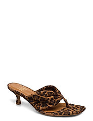 Sandals 4614 - JAGUAR CUOIO SUEDE 543