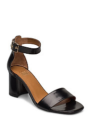 Sandals 4647 - BLACK NY CALF 60