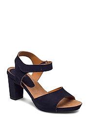 Sandals 4660 - NAVY SUEDE 51