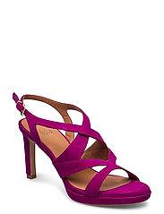 Sandals 4675 - FUXIA SUEDE 599