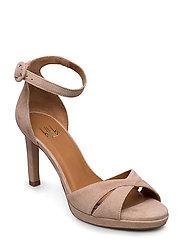 Sandals 4677 - ROSE SUEDE 58
