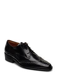 Shoes 4702 - BLACK POLIDO /SILVER 900