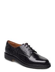 Shoes 4717 - BLACK YANGO 10