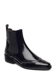 Boots 4733 - BLACK POLIDO  900