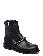 Boots 4799 - BLACK TOMCAT/SILVER 803
