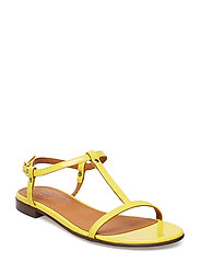 Sandals 4902 - YELLOW OPUNTIA PATENT 247