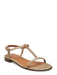 Sandals 4902 - GOLD GLITTER 992