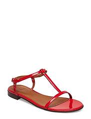 Sandals 4902 - RED TRISTAN PATENT 249