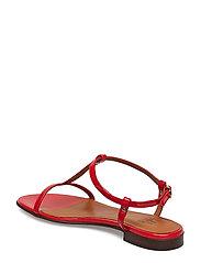 8761dbadee6 Billi Bi Sandals (Red Tristan Patent 249), (74.25 €) | Large ...