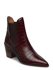 Boots 4942 - BROWN 8505 LUISIANA CROCO 15