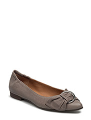 SHOES - LIGHT TAUPE BUFFALO 87