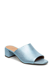 SANDALS - LT. METAL BLUE 001