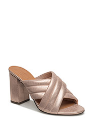 SANDALS - OLD ROSE METAL 009