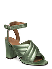 SANDALS - MINT METALLIC 001