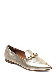 Shoes 54503 - METAL CRACKELE GOLD 002