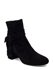 BOOTS - BLACK VELOUR SUEDE 500