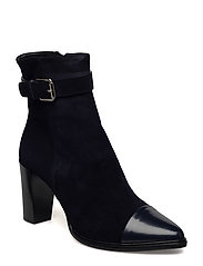 BOOTS - NAVY POLIDO/SUEDE 951