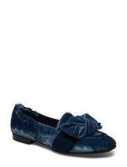 SHOES - NIAGARA PETROL VELVET 912