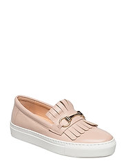 SHOES - NUDE BUFFALO/GOLD 882