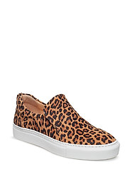 SHOES - LEOPARDO SUEDE 545