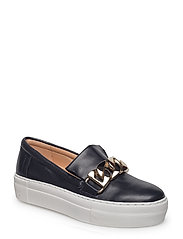 SHOES - NAVY NAPPA/GOLD 712