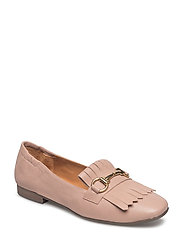 SHOES - NUDE BUFFALO/GOLD 88
