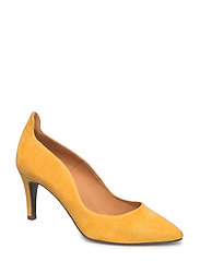 PUMPS - SAFFRON SUEDE 56