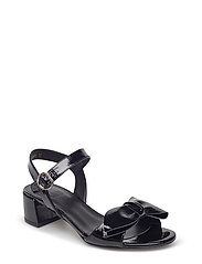 SANDALS - BLACK ADEMUZ PATENT 200