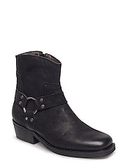 BOOTS - BLACK VARESE 90