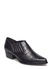 SHOES - BLACK CROCO 20