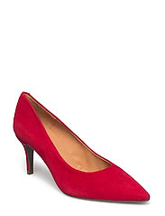 PUMPS - RED 149 SUEDE 59