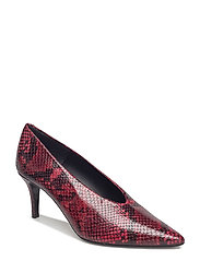 SHOES - BORDEAUX 841 SNAKE 38 P