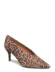 SHOES - LEOPARDO SUEDE 545 N