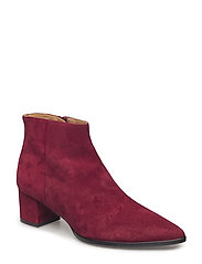 BOOTS - RED BLOOD 1689 SUEDE 559
