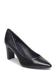 PUMPS - BLACK CALF 60