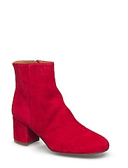 BOOTS - RED 149 SUEDE 559