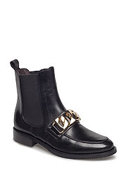 BOOTS - BLACK TEQUILA/GOLD 102
