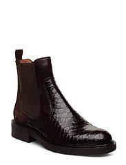 BOOTS - T.MORO 490 POLO/BROWN SNAKE 26