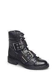 BOOTS - BLACK TEQUILA/ BLACK PONY 10